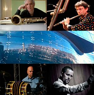 Kölner Saxophon Mafia - Licence To Thrill
